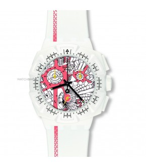 Swatch SUIW411 STREET MAP FLASH