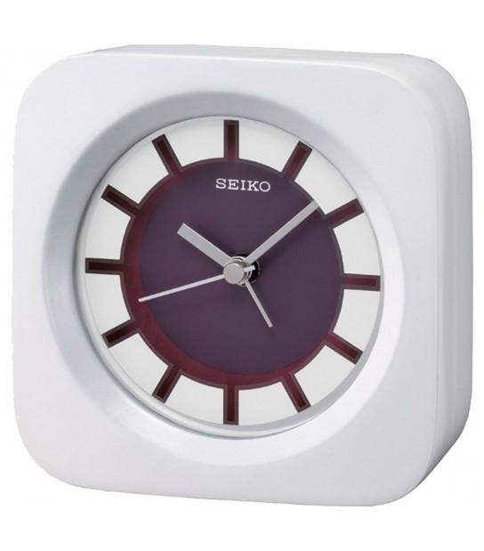 Seiko QXE028R Alarmli Masa Saati