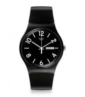 Swatch SUOB715 BACKUP BLACK