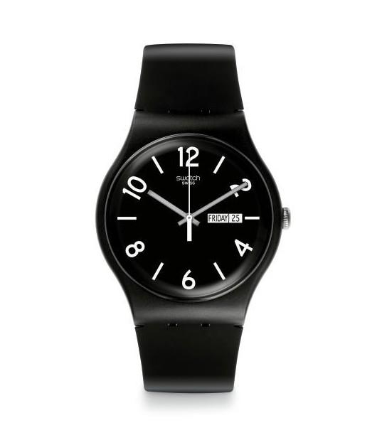Swatch SUOB715 BACKUP BLACK