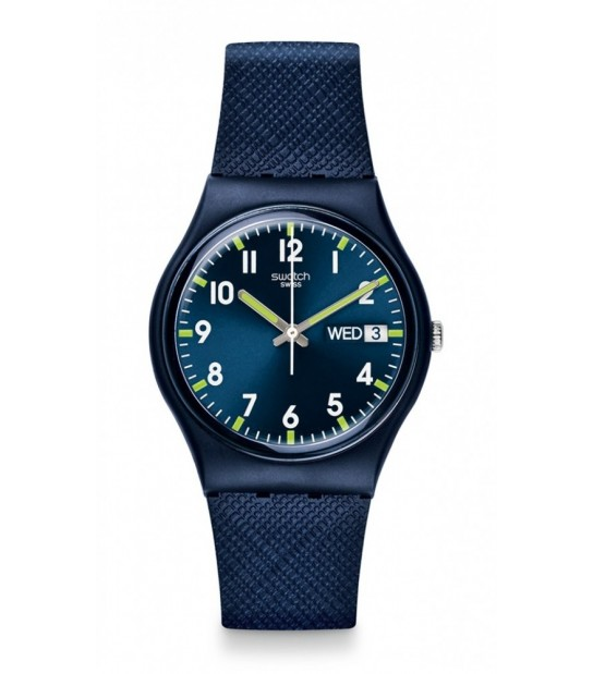 Swatch GN718 SIR BLUE