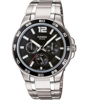Casio MTP-1300D-1AVDF - CAS-MTP1300D1AVDF