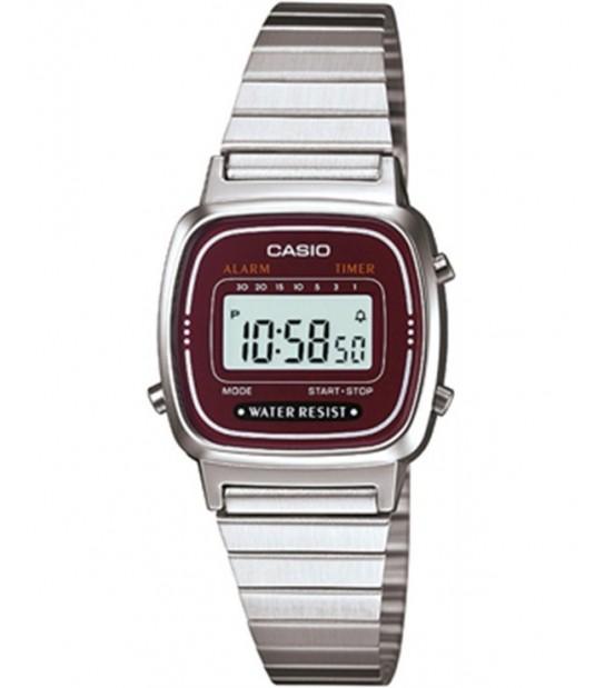 Casio LA670WA-4DF - CAS-LA670WA4DF