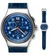 Swatch YOS449 BLUE TURN