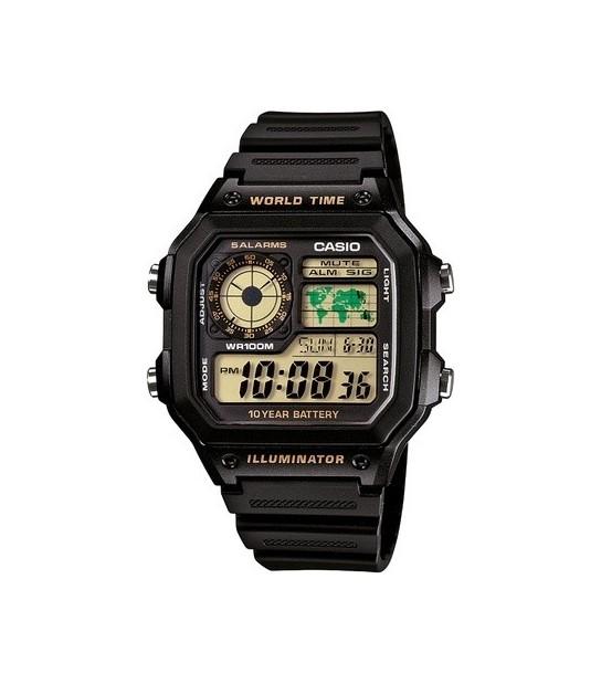 Casio AE-1200WH-1BVDF - CAS-AE1200WH1BVDF