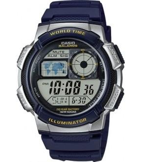 Casio AE-1000W-2AVDF - CAS-AE1000W2AVDF