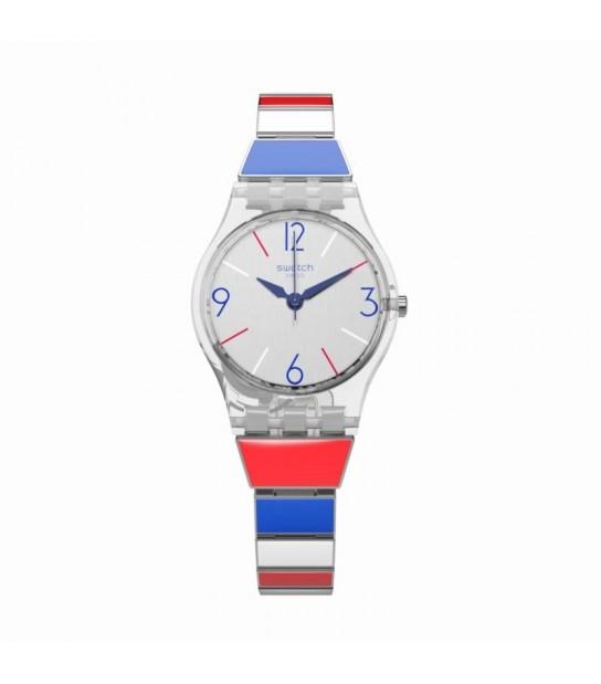 Swatch LK364G MISS MARINIERE