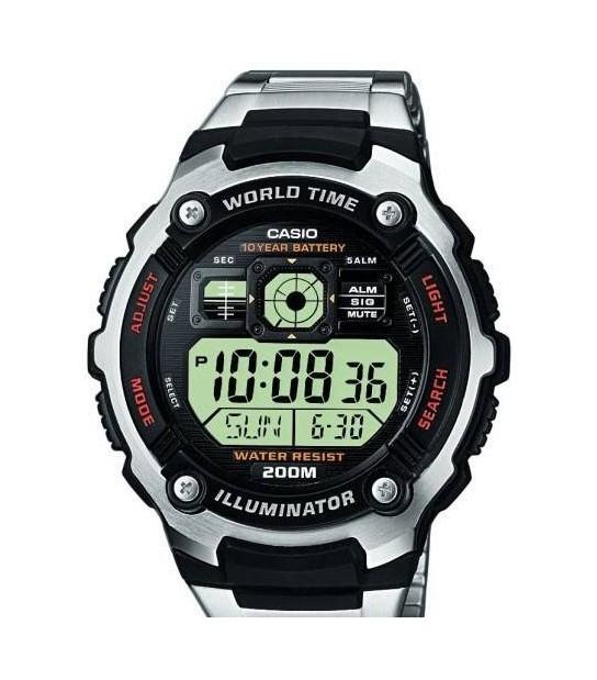 Casio AE-2000WD-1AVDF - CAS-AE2000WD1AVDF