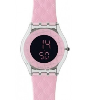 Swatch SIM101 PINK GLACE
