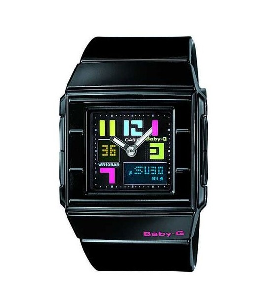 Casio BGA200PD1BDR